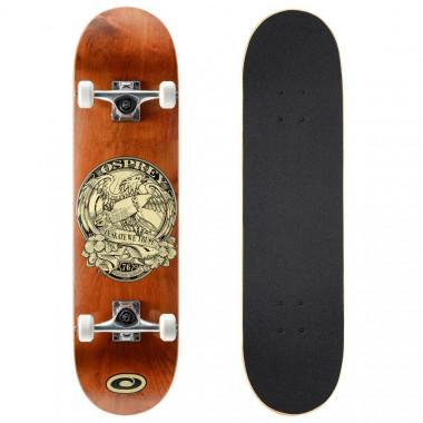 """Osprey 31"""" Double Kick - In sk8 we trust Skateboard"""