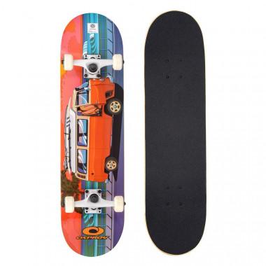 """Osprey VW 31"""" Double Kick - Sunset Skateboard"""