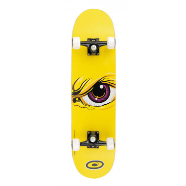 Double Kick Skateboard  Wrath