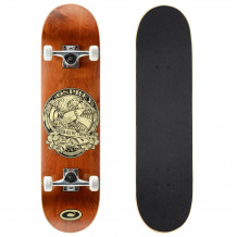"Osprey 31"" Double Kick - In sk8 we trust Skateboard"