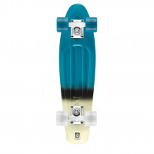 "Osprey Paint Blue 22"" Retro Plastic Skateboard - SK0031"
